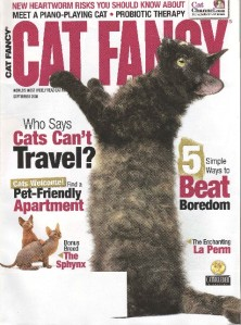 Cat Fancy, September 2008