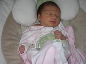 My new niece