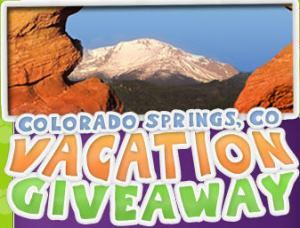 Win a trip to Colorado Springs